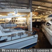 Winterstalling jacht