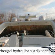 radarbeugel hydraulisch